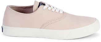 Sperry Captain Low-Top Leather Sneakers