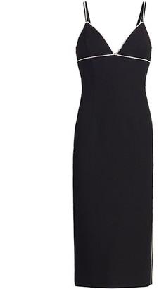 Cinq à Sept Beth V-Neck Sheath Dress