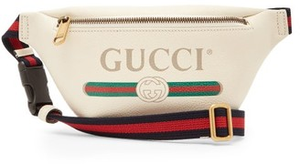 Gucci Vintage Logo Cross-body Bag - White