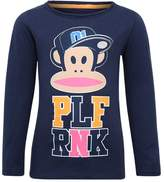 Paul Frank CAP Long sleeved top navy