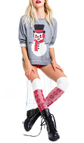 Wildfox Couture Frosty Sommers Sweater