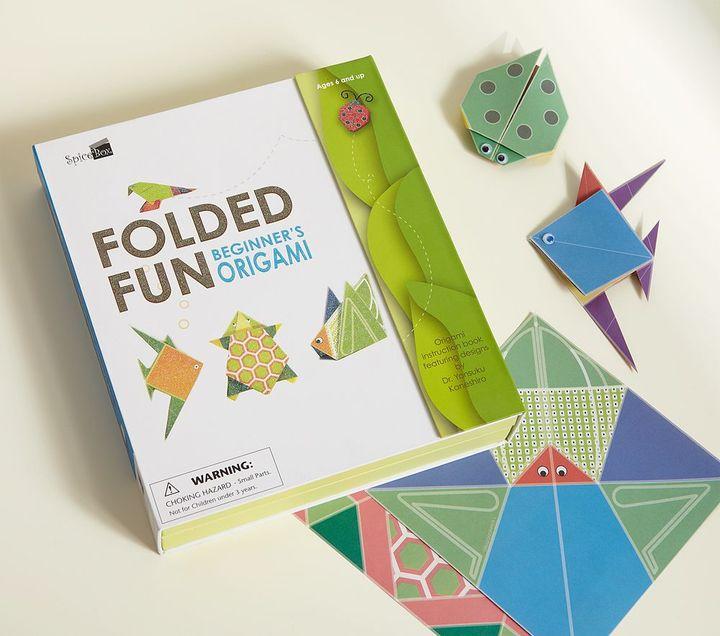 Pottery Barn Kids Origami Craft Kit