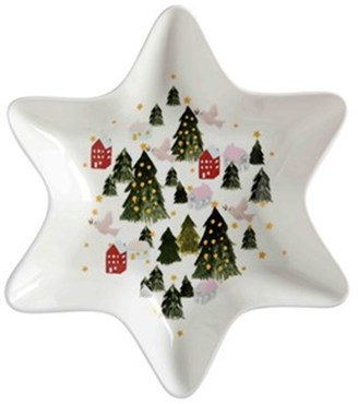 Maxwell & Williams Lappland Star Dish 25cm Gift Boxed