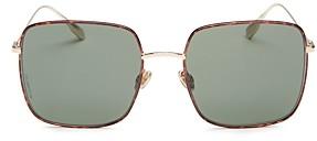 Christian Dior Women's Stellaire Square Sunglasses, 54mm