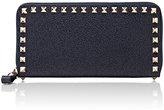Valentino Women's Rockstud Zip-Around Wallet