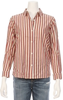The Great Campus Stripe Shirt