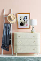 Anthropologie Ashbourne Three-Drawer Dresser