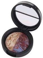 Laura Geller Baked Marble Eye Shadow Duo, Rome/Milan, Travel Size, .06 Oz