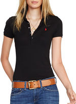 Polo Ralph Lauren Skinny Stretch Polo Shirt