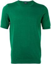 Drumohr shortsleeved jumper - men - Cotton - 50