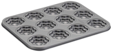 Novelty Non-Stick Bakeware Flower Molded Cookie Pan