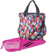 Trend Lab French Bull Ziggy Condensed Tote Diaper Bag