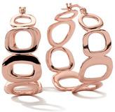 Ippolita Rose Gold Mosaico Multi-Hoop Earrings