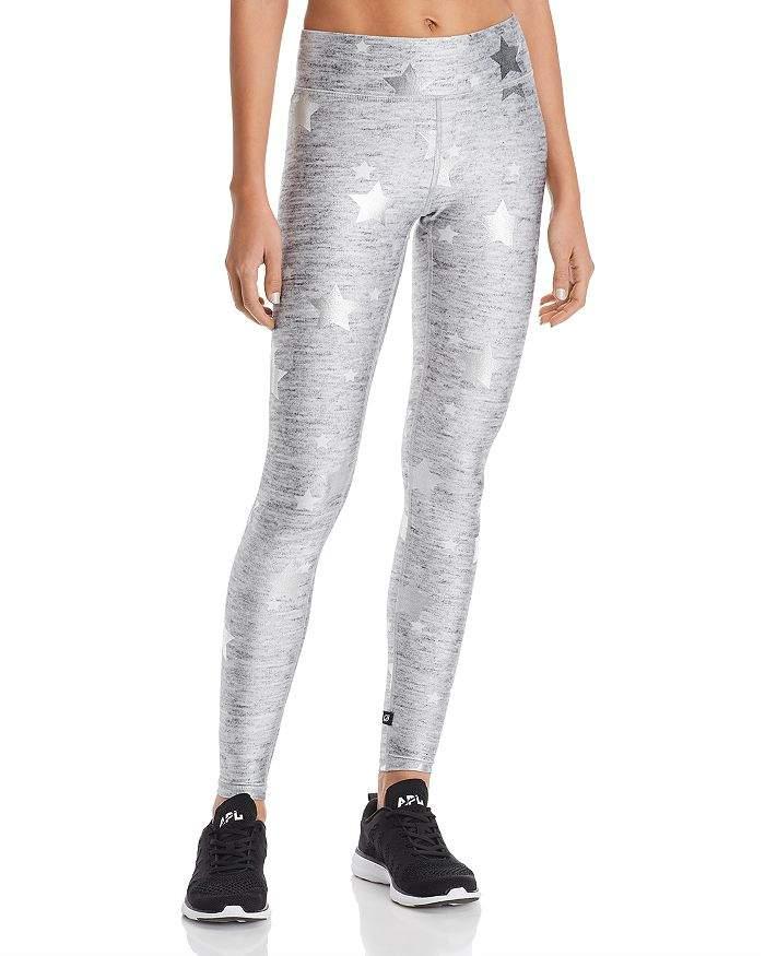 c7178fec9022d Foil Print Pants - ShopStyle