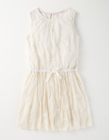 Boden Embroidered Tulle Dress