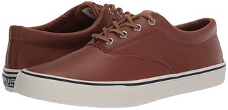 Sperry Striper II CVO 85th Anniversary (Tan/White) Men's Lace up casual Shoes
