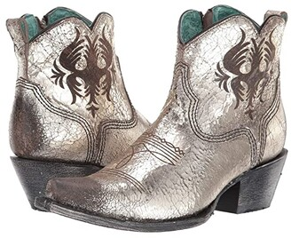 Corral Boots G1476 (Silver) Women's Boots