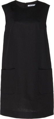 Deitas Margherite Organic Linen Mini Shift Dress