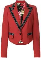 Dolce & Gabbana cropped military jacket