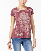 Style&Co. Style & Co Hamsa Graphic T-Shirt, Only at Macy's