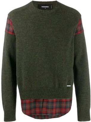 DSQUARED2 Layered Jumper