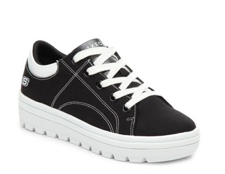Skechers Street Cleat Back Again Platform Sneaker