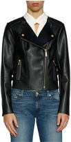 MICHAEL Michael Kors Faux Leather Jacket