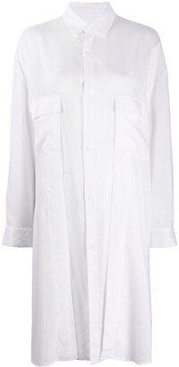 Yohji Yamamoto Long Line Shirt