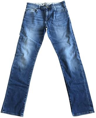 Calvin Klein Blue Other Jeans