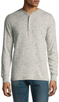 Faherty Dual Knit Henley