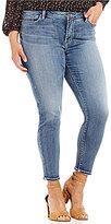Silver Jeans Co. Plus Bleecker Straight Fit Leggings