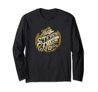 Steven Tyler Mic Emblem Long Sleeve T-Shirt