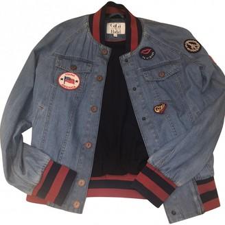 Tommy Hilfiger Gigi Hadid X Blue Denim - Jeans Jackets