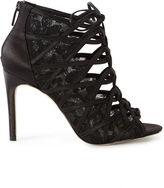 Karen Millen Lace Up Shoe Boot