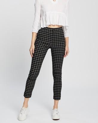 Hollister 4 Chain Skinny Pants