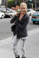 Siwy Hannah Distressed Skinny Jeans in Blackstorm