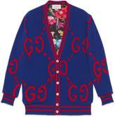Gucci GucciGhost wool cardigan