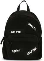 Joshua Sanders 'Egoist' backpack