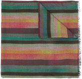 Paul Smith striped scarf