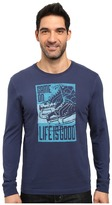 Life is Good Game On Skates Long Sleeve Crusher Tee