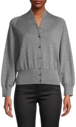 The Row Billi Short Cardigan Sweater