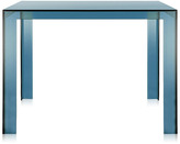 Kartell Invisible Table 100x100 - Teal