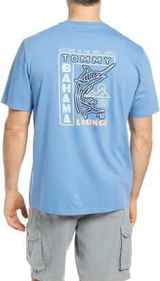 Tommy Bahama The Reel World Men's Graphic Tee