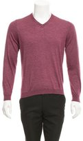 Brunello Cucinelli Pullover V-Neck Sweater