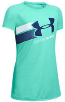 Under Armour Girls 7-16 Fast Lane Athletic Tee