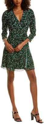 Diane von Furstenberg Irina Wrap Dress