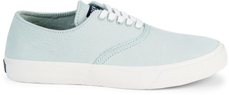 Sperry Captain's CVO Leather Sneakers