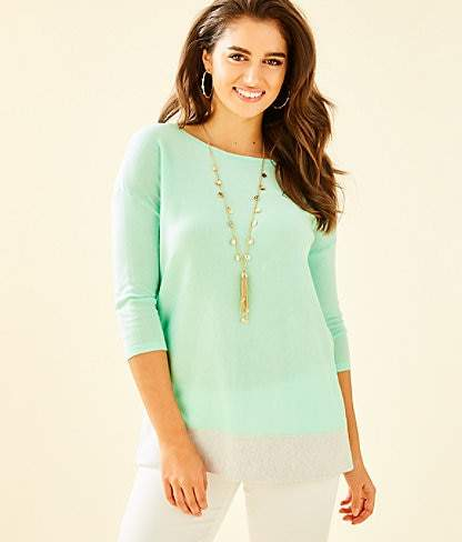 Lilly Pulitzer Dayna Coolmax Sweater