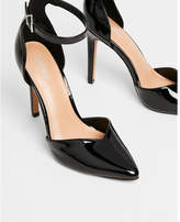 Express Pointed Toe Ankle Strap Pump