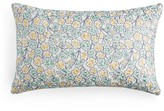 "Sky Embroidered Floral Decorative Pillow, 12"" x 20"" - 100% Exclusive"
